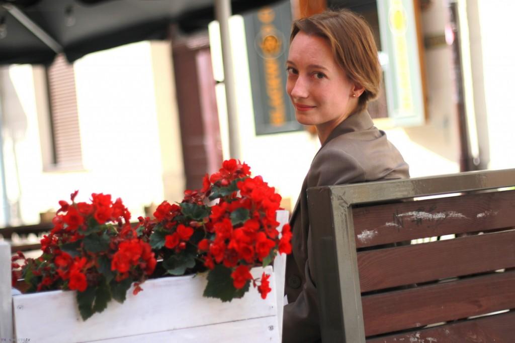 Світлана Одинець сама стала емігранткою