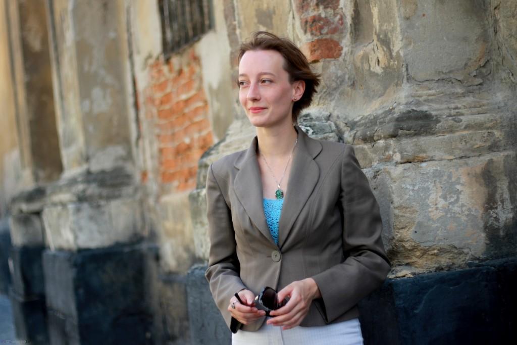 Світлана Одинець, дослідниця жіночої міграції