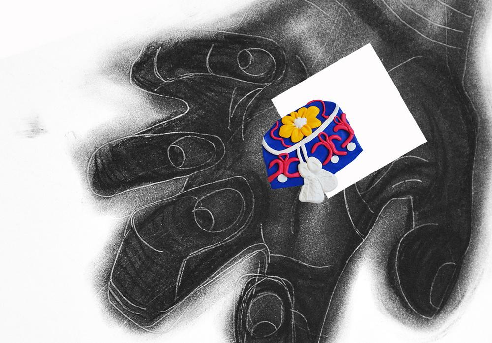 Де твоя тюбетейка. Ілюстрація до матеріалу про колишню шахтарку Софію Масенко