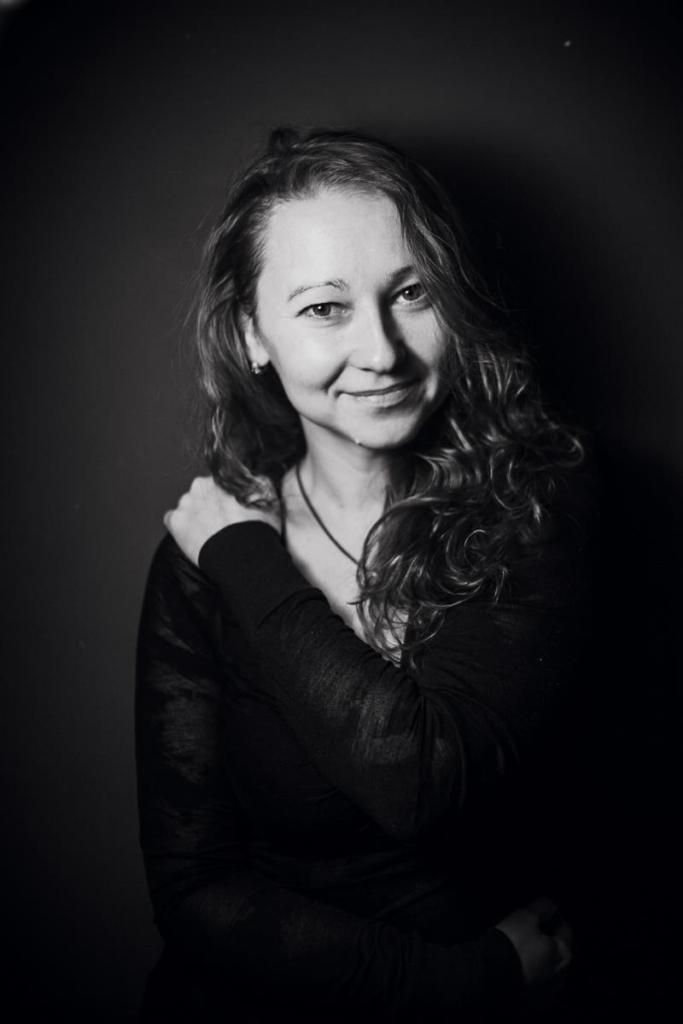Марина Лазаренко, координаторка проєкту «Невидимий батальйон 3.0»
