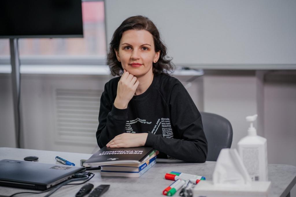 Тамара Марценюк, гендерна експертка