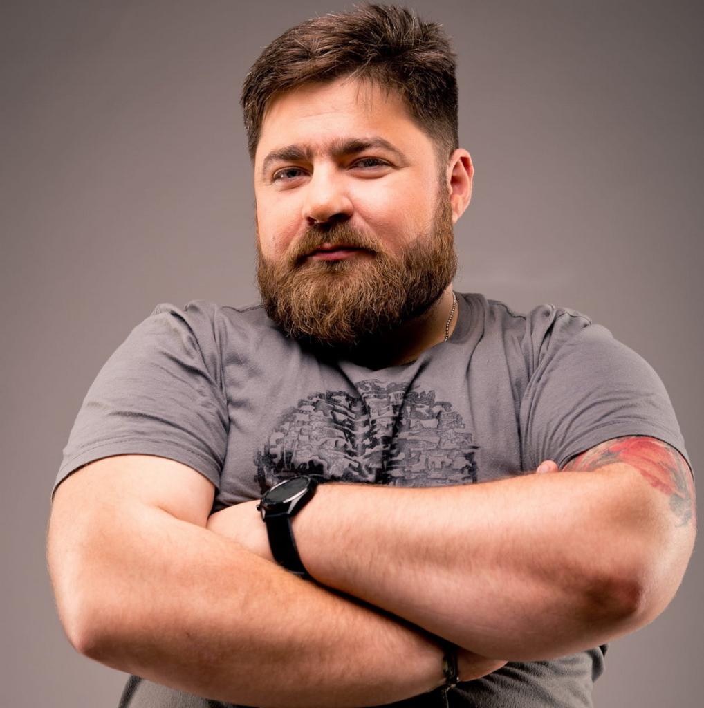 Андрій Козінчук, психолог
