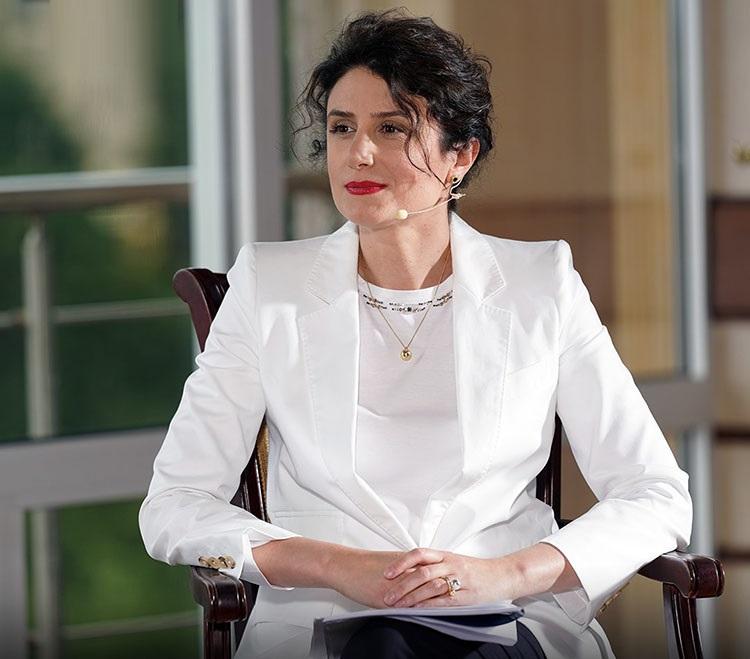 Світлана Панаіотіді, колишня заступниця міністра розвитку економіки, торгівлі та сільського господарства України